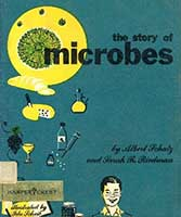 Publication cover: The Story of Microbes.